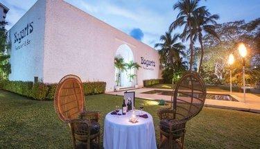 Bogart's Restaurant Krystal Ixtapa Hotel Ixtapa-Zihuatanejo