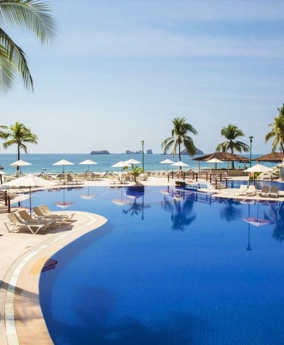 The most exclusive events Krystal Ixtapa Hotel Ixtapa-Zihuatanejo