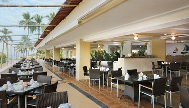 Las Velas Restaurant Krystal Ixtapa Hotel Ixtapa-Zihuatanejo