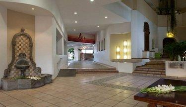 Lobby Krystal Ixtapa Hotel Ixtapa-Zihuatanejo